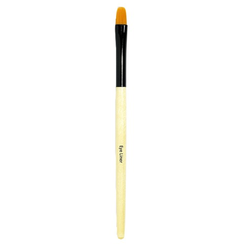 Bobbi Brown Eye Liner Brush Кисть для подводки Eye Liner Brush Кисть для подводки hot air pressure eye massager with mp3 6 functions dispel eye bags eye magnetic far infrared heating eye care