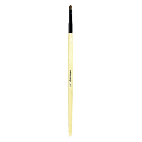 Bobbi Brown Ultra Fine Eyeliner Brush Кисть для подводки Ultra Fine Eyeliner Brush Кисть для подводки 15pcs professional ultra soft cosmetic makeup brush set