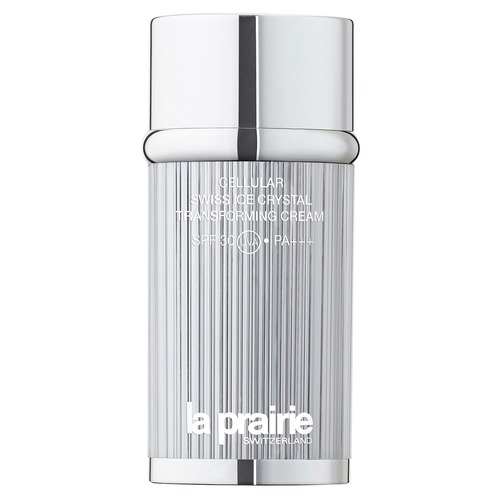 La Prairie Cellular Swiss Ice Crystal Transforming Cream Преображающий крем для лица с клеточным комплексом SPF 30 тон телесный 1302 fish bait sickle tail soft bait fish soft 105 6 5g capuchin five loaded