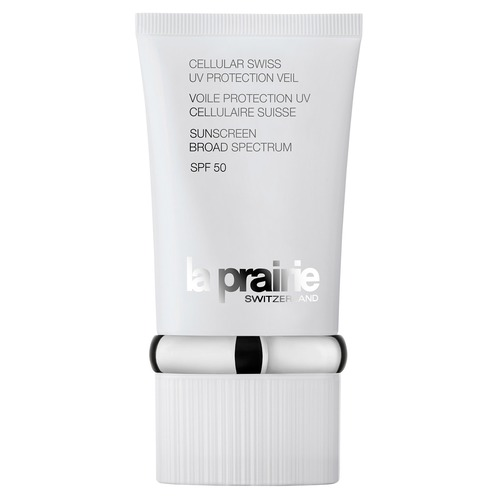La Prairie Cellular Swiss UV Protection Veil Солнцезащитная вуаль для лица SPF50 Cellular Swiss UV Protection Veil Солнцезащитная вуаль для лица SPF50 underwater flashlight l2 t6 uv led diving flashlight white yellow uv light waterproof hunting lamp 26650 battery charger box