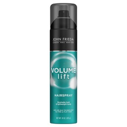 Volume Lift A light hairspray to maintain and add volume to hair