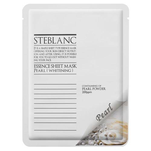 Фото - Steblanc Essence Sheet Mask Маска для лица на основе жемчужной пудры Essence Sheet Mask Маска для лица на основе жемчужной пудры steblanc маска для лица на основе жемчужной пудры 45ea 22413