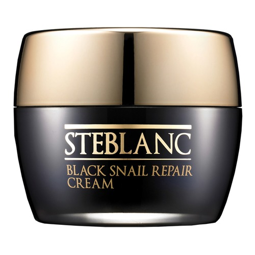 Steblanc Black Snail Repair Крем для лица с муцином Чёрной улитки Black Snail Repair Крем для лица с муцином Чёрной улитки taotaoqi luxury sunglasses women designer brand fashion rimless sun glasses female uv400 vintage eyewear oculos de sol