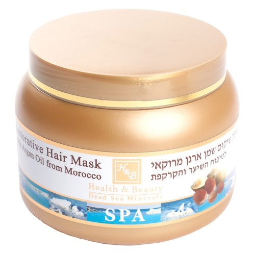 Health&Beauty HAIR Маска для волос с маслом марокканской араганы HAIR Маска для волос с маслом марокканской араганы hot facial beauty skin care health beauty instrument ph 1 equipment ultrasonic whitening anti acne pimples aging wrinkles r