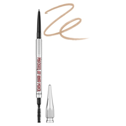 Benefit Precisely, My Brow Pencil Карандаш для разделения бровей 06 Deep холодный серый benefit goof proof brow pencil карандаш для объема бровей 06 deep холодный серый