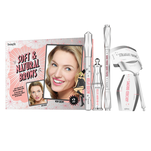 Benefit True BROWmance Light Набор Medium цена