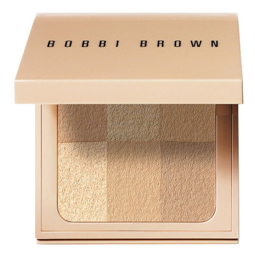 Bobbi Brown Nude Finish Illuminating Powder Пудра компактная Nude laura mercier пудра мерцающая illuminating powder pink rose