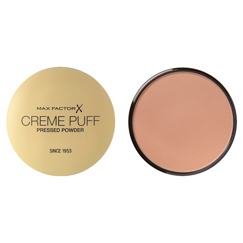 Max Factor Creme Puff Powder Тональная крем-пудра 75 four powder puff set