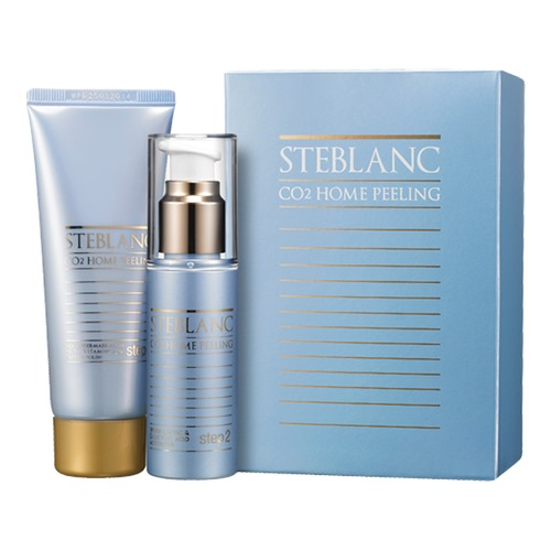 Steblanc CO2 Home Peeling Двухфазный пилинг для лица