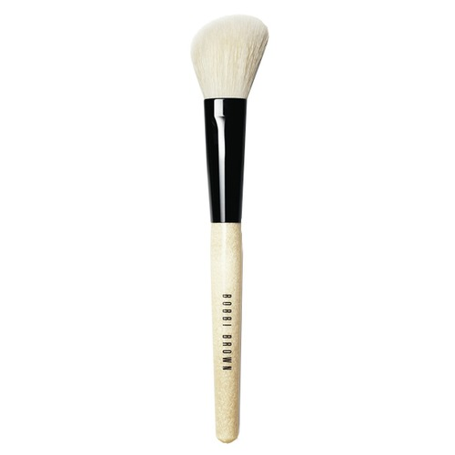 Bobbi Brown Angled Face Brush Кисть для макияжа лица Angled Face Brush Кисть для макияжа лица mermaid brush face blush powder foundation cosmetics make up tools fish shaped brush mermaid tail makeup brushes kit os0402