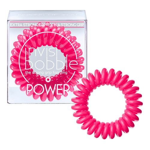 Invisibobble Power Pinking of You Резинка-браслет для волос Power Pinking of You Резинка-браслет для волос power резинка браслет для волос прозрачная