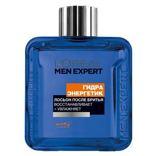 L'Oreal Paris Men Expert Hydra Energetic Лосьон после бритья - Антибактериальный эффект Men Expert Hydra Energetic Лосьон после бритья - Антибактериальный эффект simline vintage genuine crazy horse cow leather men men s long hasp wallet wallets purse zipper coin pocket holder with chain