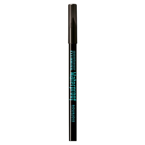 Bourjois Contour Clubbing Waterproof Водостойкий контурный карандаш для глаз 54 ultra black bourjois contour clubbing waterproof 55 цвет 55 ultra black glitter variant hex name 000000 вес 10 00