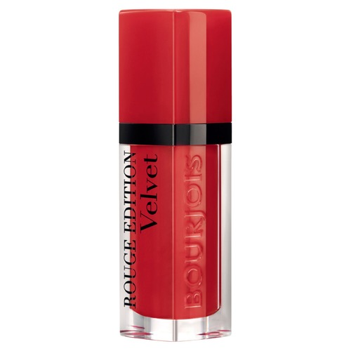 Bourjois Rouge Edition Velvet Бархатный флюид для губ 15 redvolution dbf6749d921