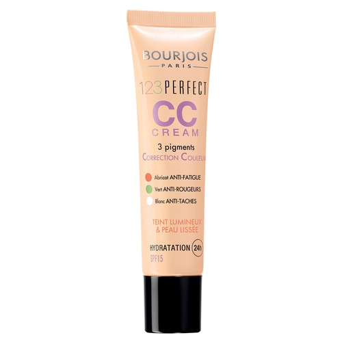 Bourjois CC-крем-корректор SPF35 31 ivoire olay cc корректор цвета лица spf15 total effects 7в1 50 мл