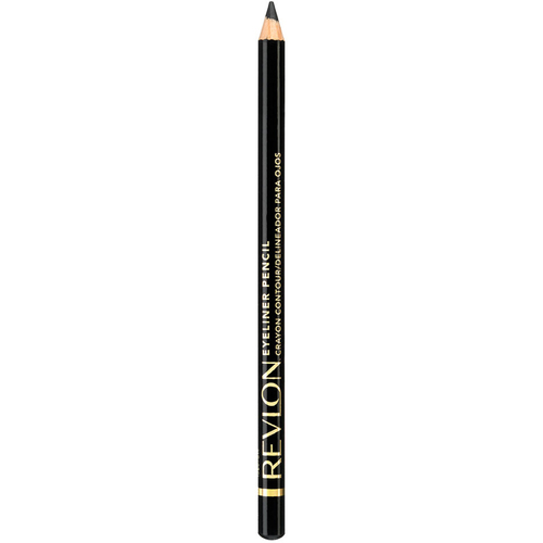 Revlon Eyeliner Pencil Карандаш для глаз черный карандаш для глаз cailyn icone gel eyeliner with sharpener holder е01 цвет e01 black variant hex name 000000