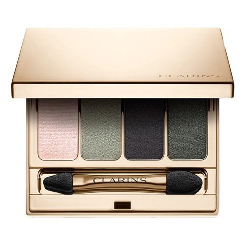 Clarins Palette 4 Couleurs Четырехцветные тени для век 02 тени для век catrice art couleurs eyeshadows 130 цвет 130 mr grey and me variant hex name bcb2b7