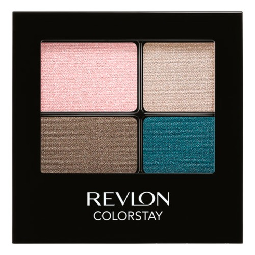 Revlon Colorstay 16Hour Eye Shadow Quad Четырехцветные тени для век 526 Romantic